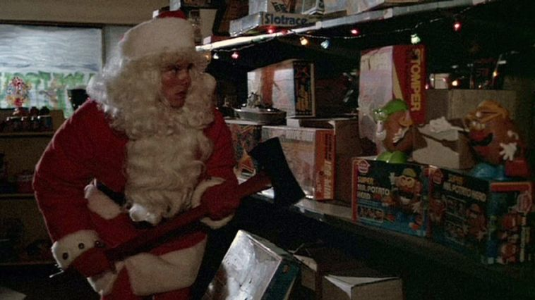 Silent Night, Deadly Night. Fuente: Alamo Drafthouse Cinema