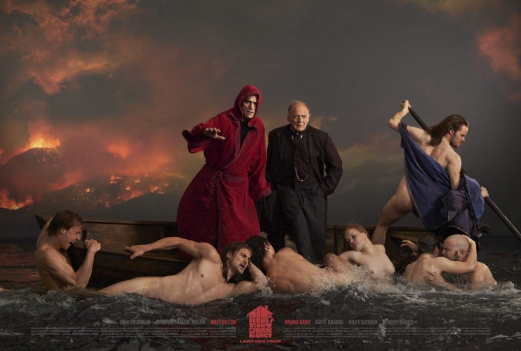 The House That Jack Built. Fuente: Bloody Disgusting