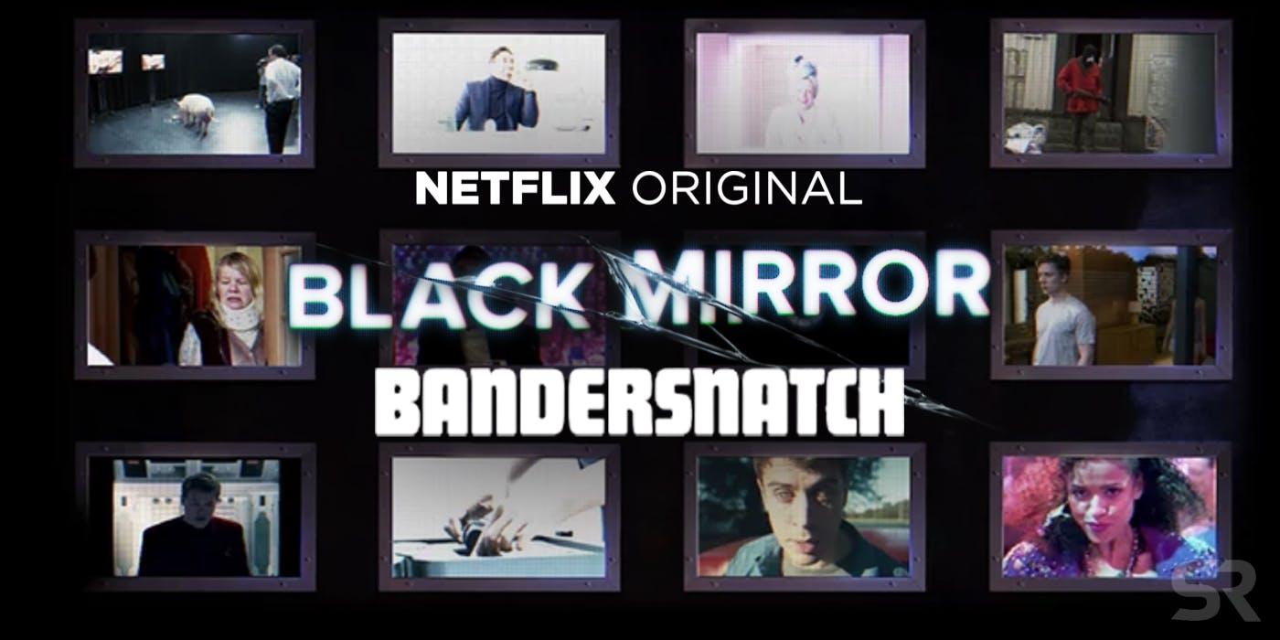 Black Mirror: Bandersnatch. Fuente: Screen Rant