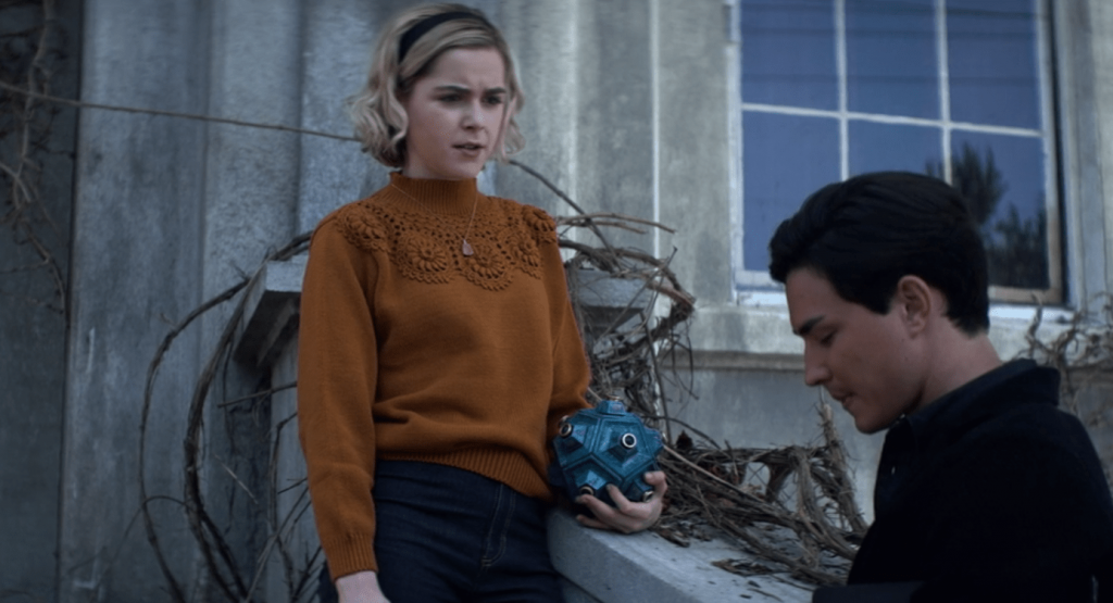 Chilling Adventures of Sabrina. Fuente: Bloody Disgusting