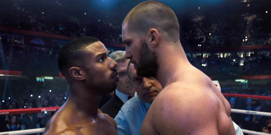 Creed II. Fuente: Revenge of the fans