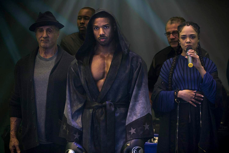 Creed II. Fuente: Slate