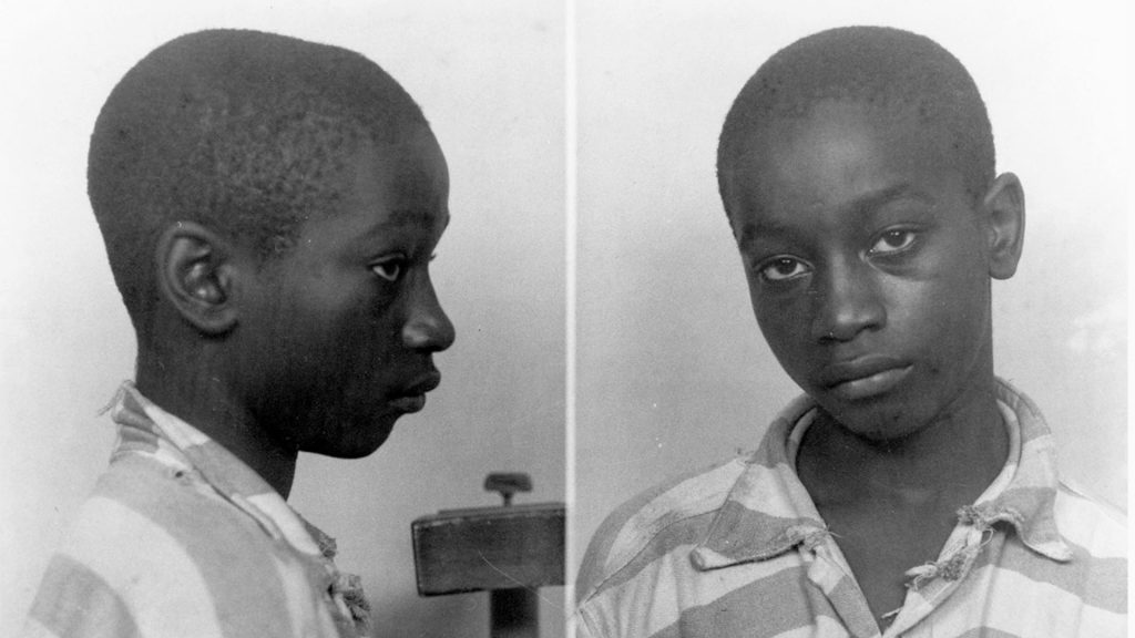 George Stinney. Fuente: Wikipedia