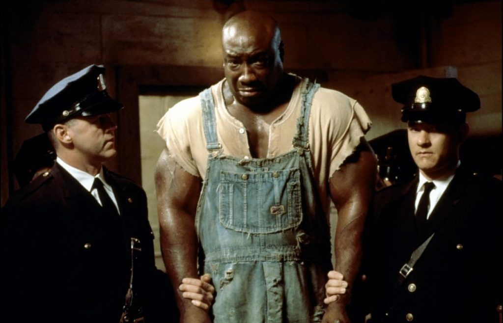 The Green Mile. Fuente: Fanpop