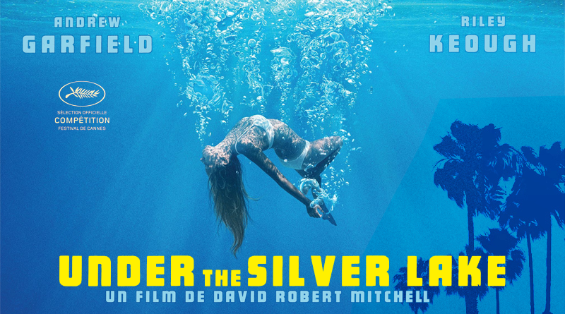 Under the Silver Lake. Fuente: Freaking geek