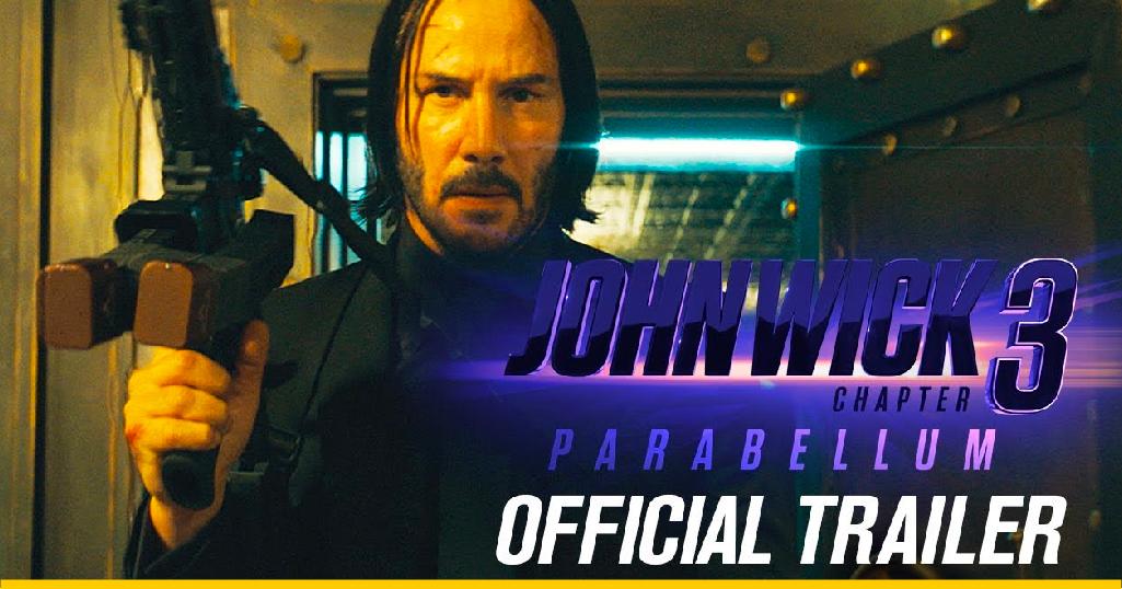 Keanu Reeves en John Wick 3