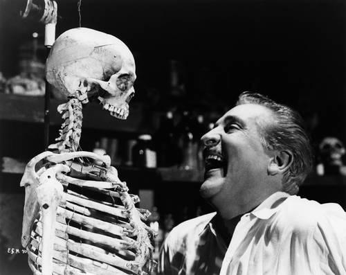 El esqueleto de la señora Morales. Fuente: El blog de la muerte