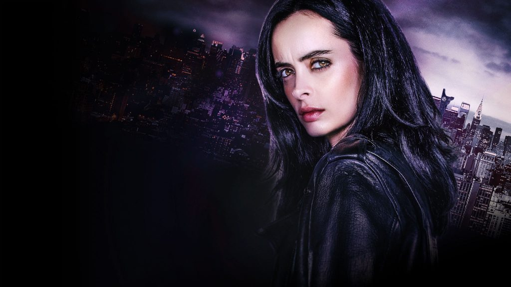 Jessica Jones. Fuente: Science Fiction