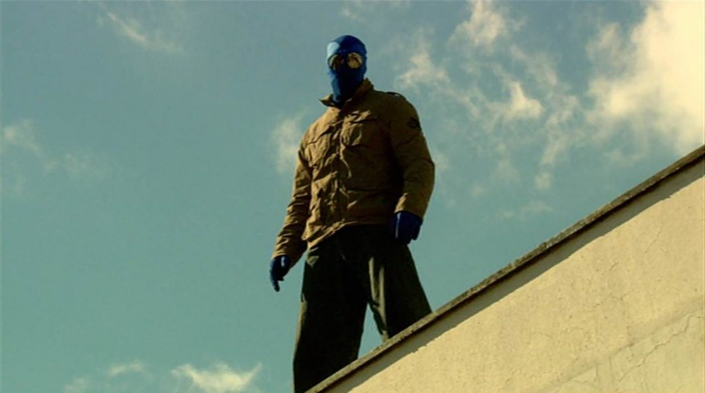 Mirageman. Fuente: IMDb