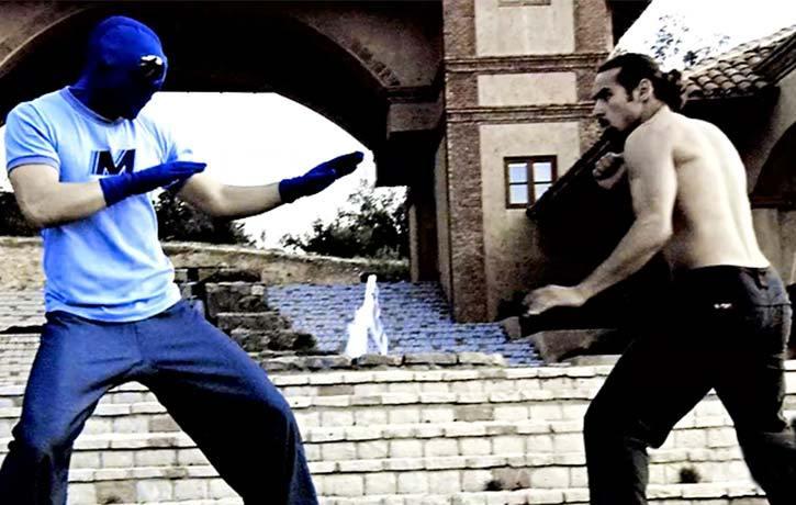 Mirageman. Fuente: Kung-fu Kingdom