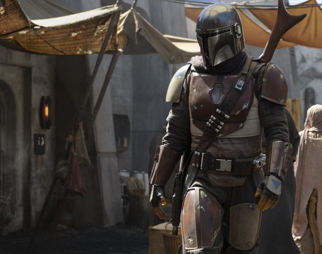 The mandalorian. Fuente: IMDb
