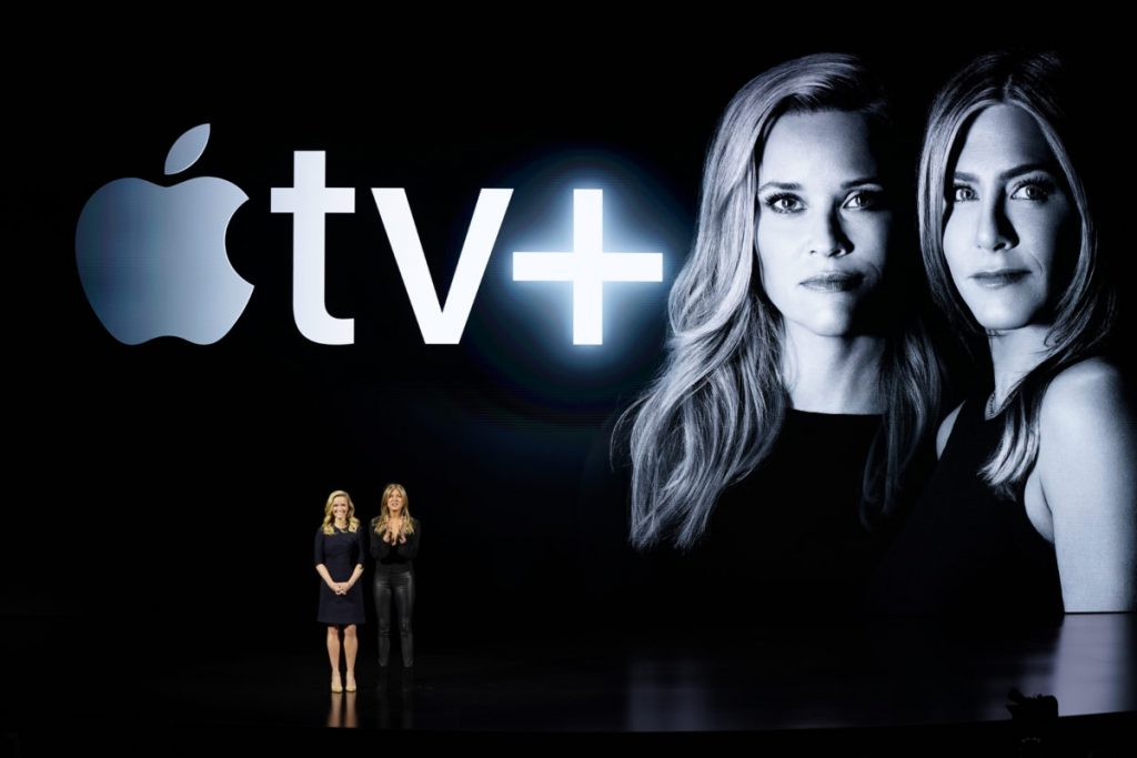 Apple TV. Fuente: Proceso