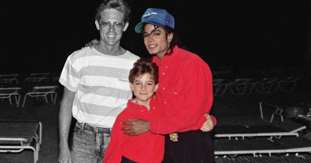 Leaving Neverland. Fuente: Fatherly
