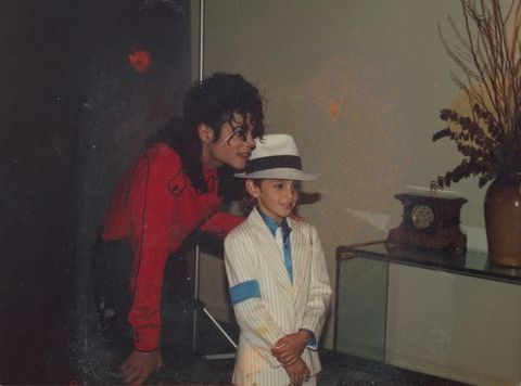 Leaving Neverland. Fuente: Fotogramas
