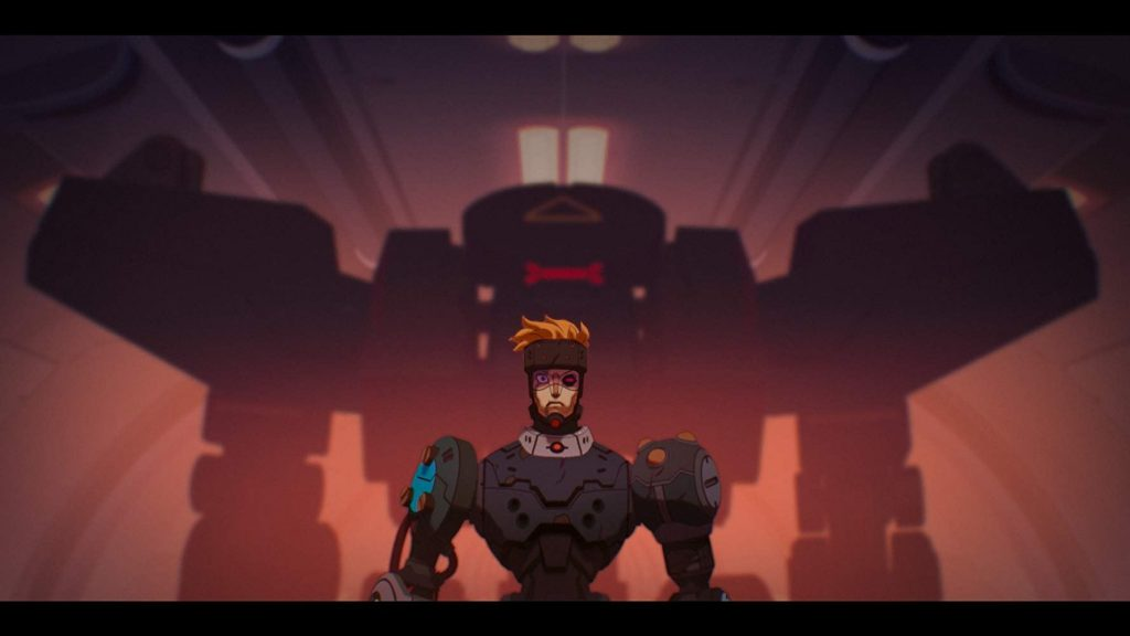 Love Deat + Robots. Fuente: Martin Cid2