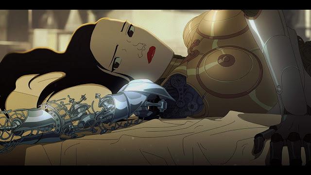 Love Deat + Robots. Fuente: iLikeTeeVee