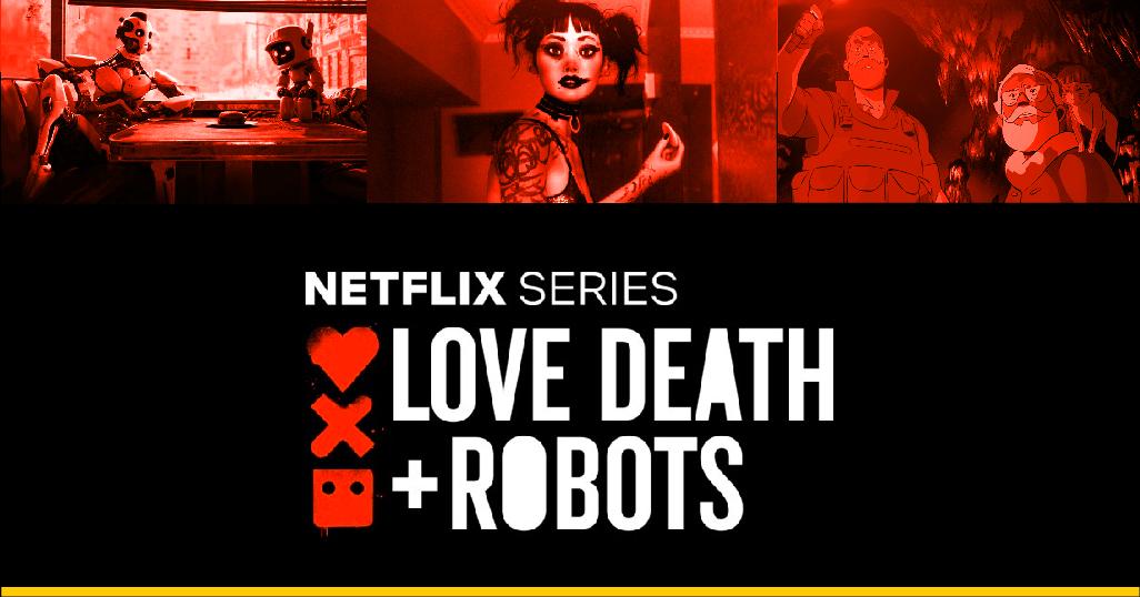 Resultado de imagen para love death and robots