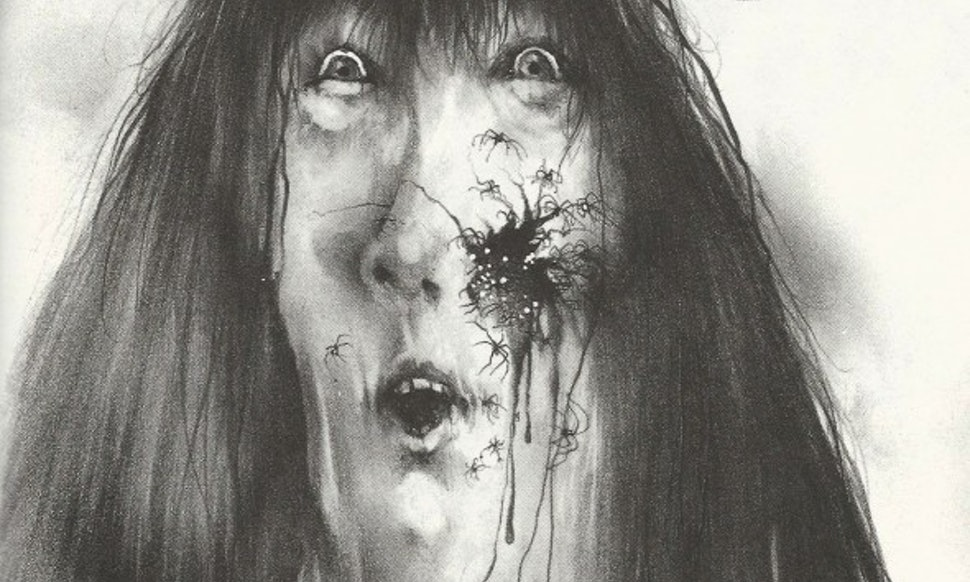 Scary Stories to Tell in the Dark. Libro. Fuente: Bloody Disgusting