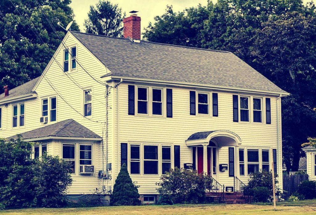 Casa Snedeker. Fuente: LateNightHour
