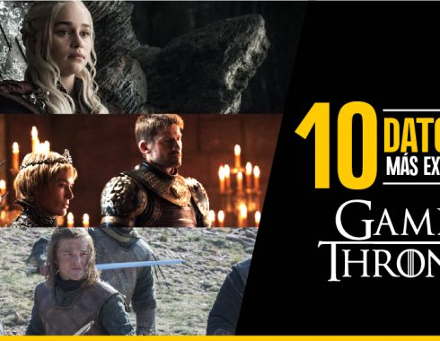 10 datos sobre Game of Thrones