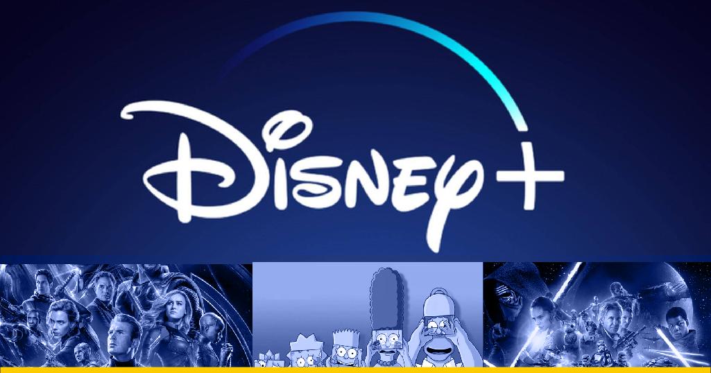 Lo que se viene con Disney+