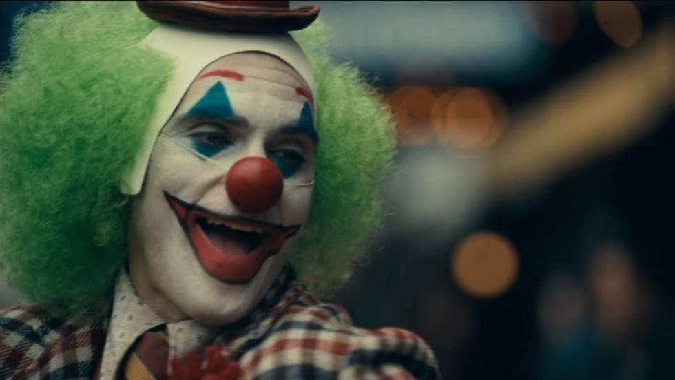 Joker. Fuente: El País