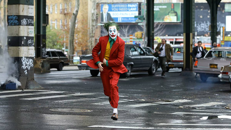 Joker. Fuente: Life and Style