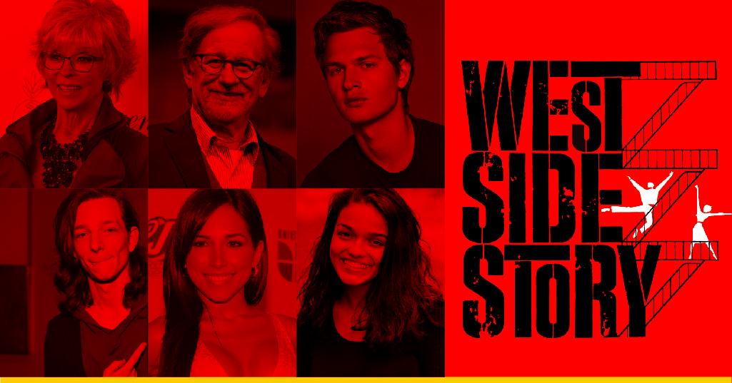 Resultat d'imatges de steven spielberg west side story