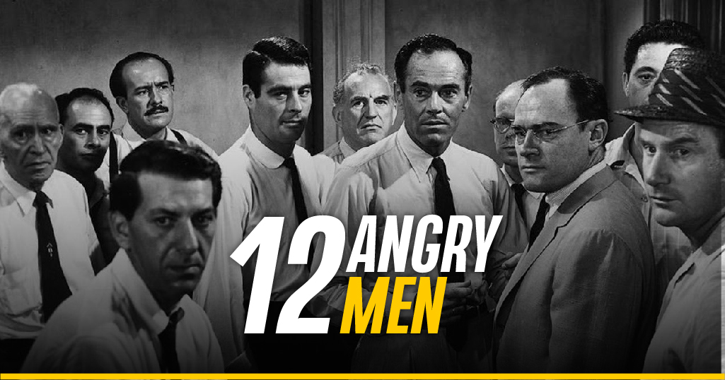 12 Angry Men: reseña