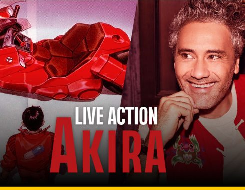 Fecha de estreno para el live-action de Akira