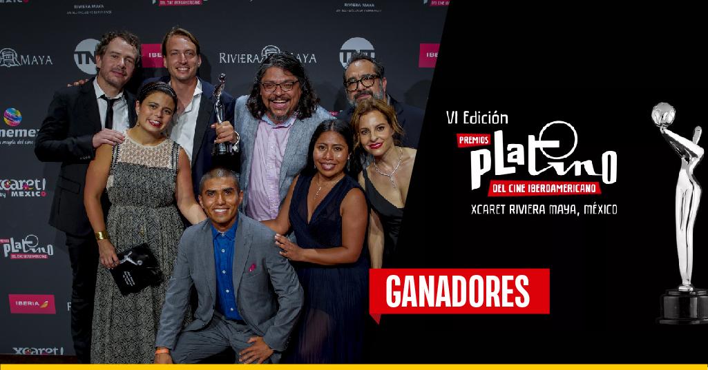 Ganadores Premios Platino 2019