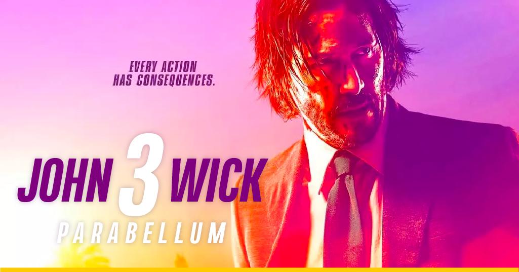 Reseña John Wick 3
