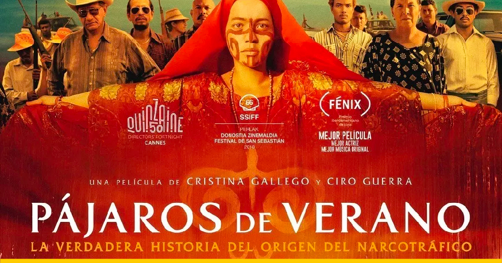'Pájaros de Verano', película de Ciro Guerra