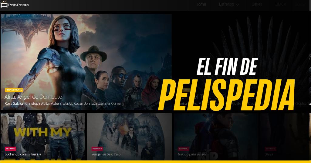 Se cierra PelisPedia