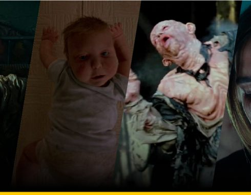 Escenas perturbadoras fuera del cine de terror