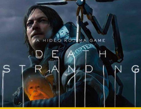 Death Stranding, el nuevo videojuego de Kojima