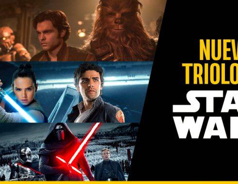 Se confirman nuevas películas de Star Wars a cargo de Disney