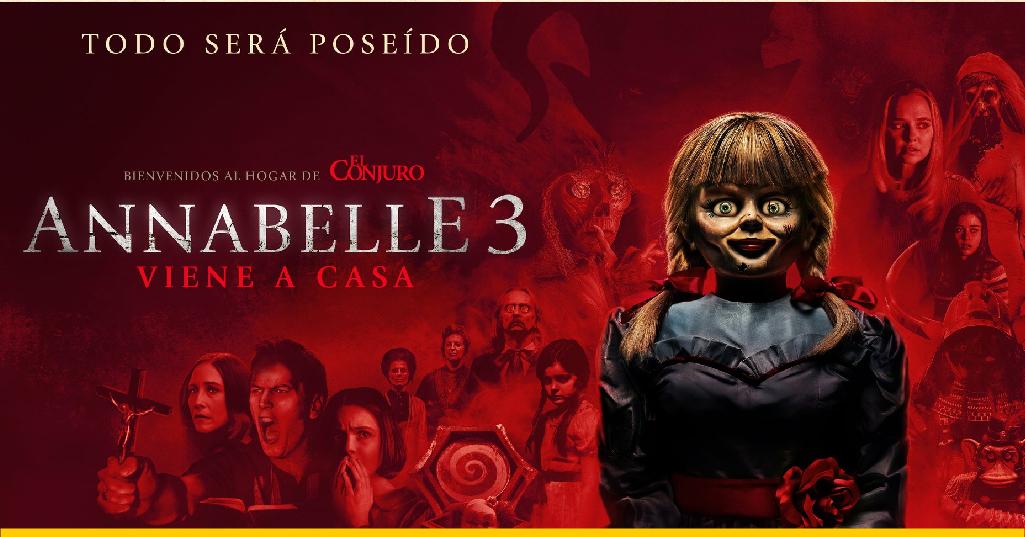 Reseña de 'Anabelle - Viene a Casa'