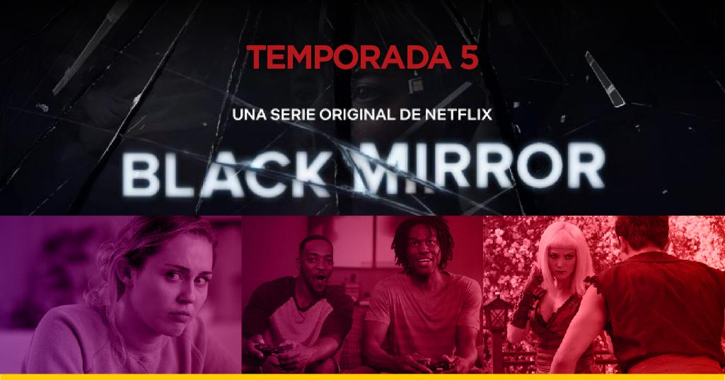 Black Mirror, reseña temporada 5