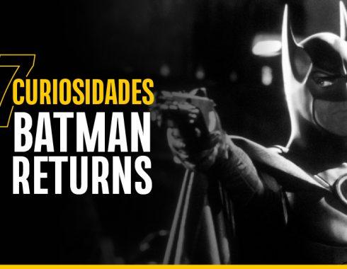 Curiosidades de 'Batman Returns'