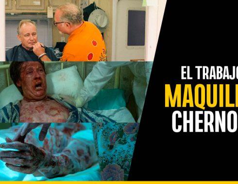 """Daniel Parker, el maquillista responsable tras las víctimas de """"Chernobyl"""""""