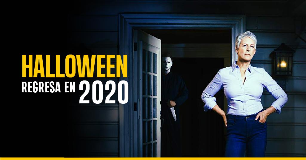 'Halloween' regresa en el 2020