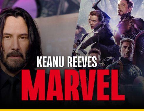 Keanu Reeves a punto de unirse al universo Marvel