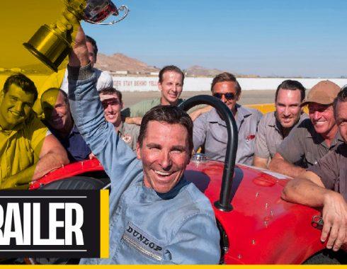 Trailer e información de 'Le Mans 66'