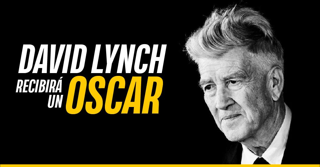 David Lynch recibirá un Premio Oscar