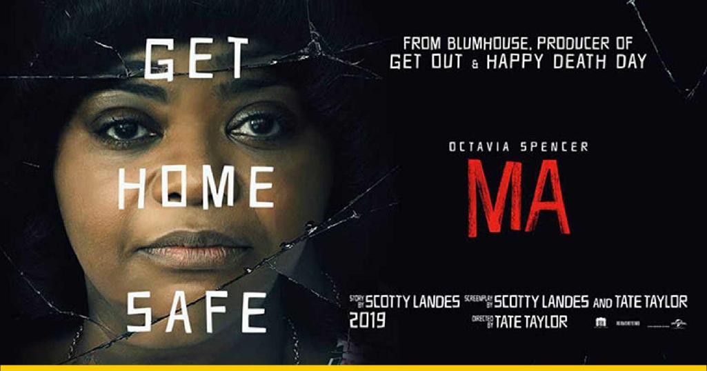 Reseña de 'Ma', película protagonizada por Octavia Spencer