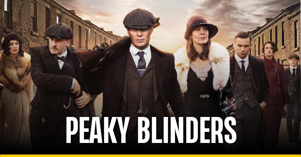 Reseña de la serie 'Peaky Blinders'