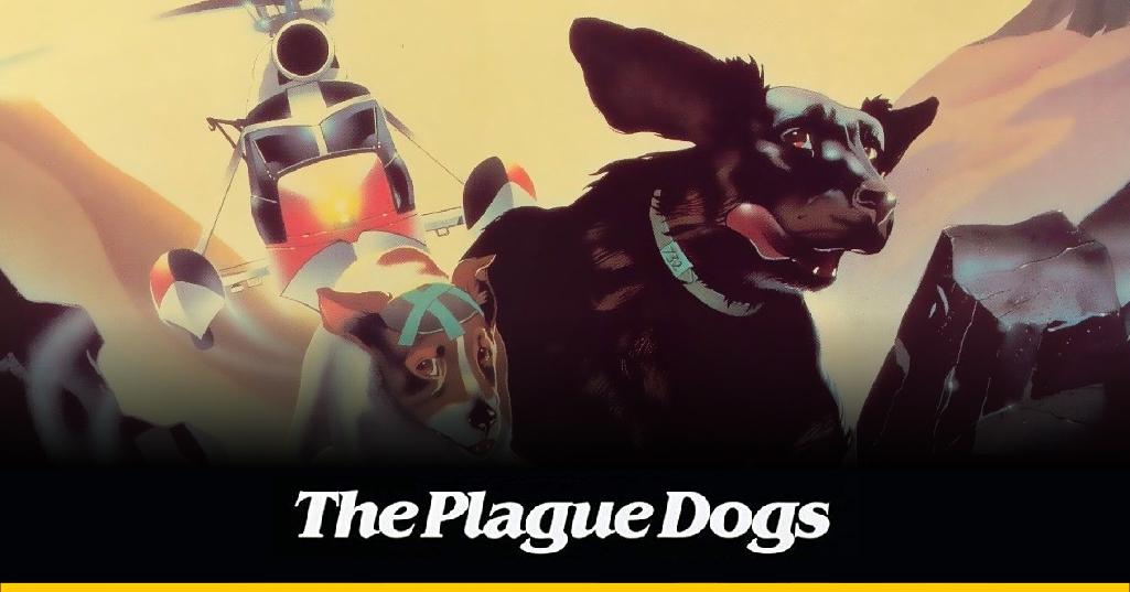 The Plague Dogs: reseña