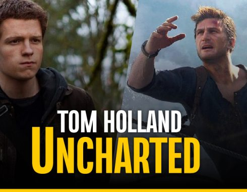 Tom Holland protaginizará película de 'Uncharted'