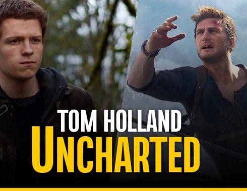Tom Holland protaginizará película de 'Uncharted'